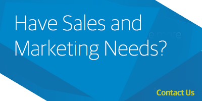 Have Sales and Marketing Needs?
